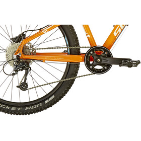 "Serious Shoreline Børnecykel 24"" Disc orange"